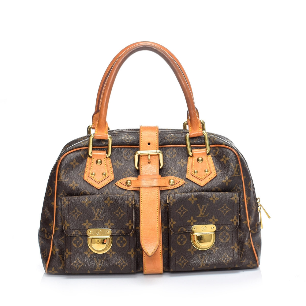Louis Vuitton - Monogram Canvas Manhattan Gm Bag