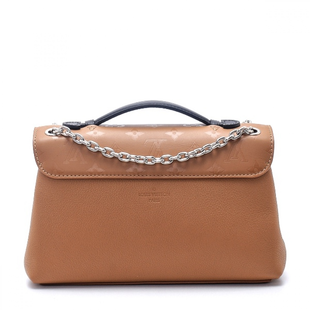 Louis Vuitton - Vanillia Monogram Leather Chain Bag